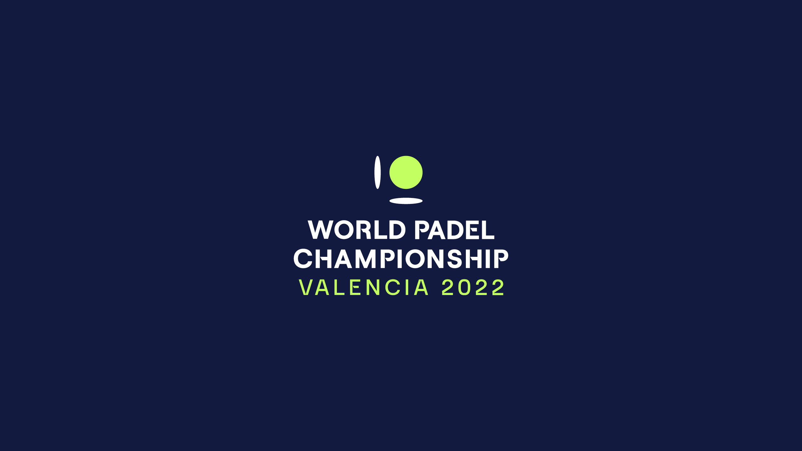 WORLD PADEL CHAMPIONSHIP